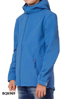 Kids Soft Shell Jackets