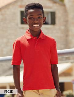 Koszulki polo dziecięce
