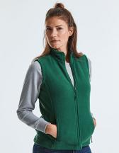 Ladies` Outdoor Fleece Gilet